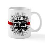 Banded Frustration Mug