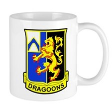US ARMY 48th INFANTRY REGIMENT PATCH Mugs