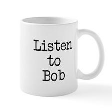Listen to Bob Mug