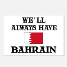 We Will Always Have Bahrain Postcards (Package of