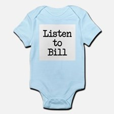 Listen to Bill Onesie