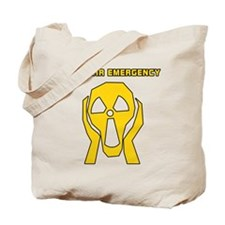 Nuclear Emergency Tote Bag