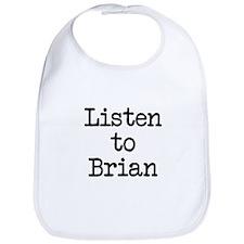 Listen to Brian Bib