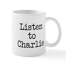 Listen to Charlie Mug