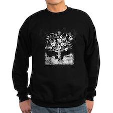 Cute Guitar tree Sweatshirt
