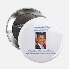 "Inauguration Day Jan/21/2013 2.25"" Button"
