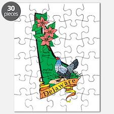 Delaware Map V Puzzle