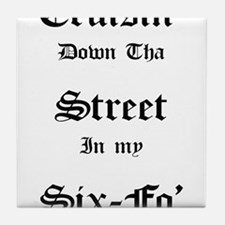 Cruisin Tile Coaster