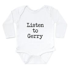 Listen to Gerry Onesie Romper Suit