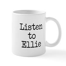 Listen to Ellie Mug