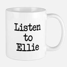 Listen to Ellie Small Small Mug