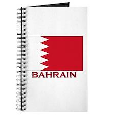 Bahrain Flag Merchandise Journal