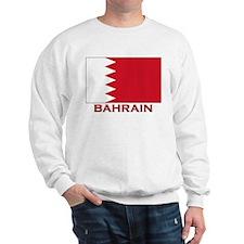 Bahrain Flag Merchandise Sweatshirt