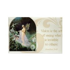 Fairy Queen Rectangle Magnet