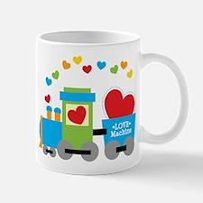Valentine Train Mug