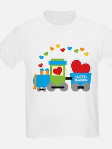 Valentine Train T-Shirt