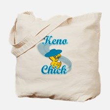Keno Chick #3 Tote Bag
