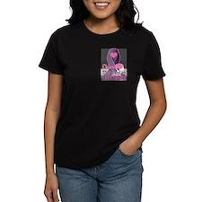 Chiari Malformation Hope Women's Dark T-Shirt