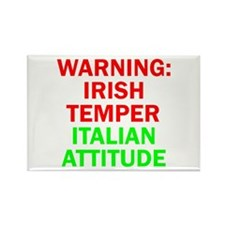 WARNINGIRISHTEMPER ITALIAN ATTITUDE.psd Rectangle