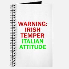 WARNINGIRISHTEMPER ITALIAN ATTITUDE.psd Journal