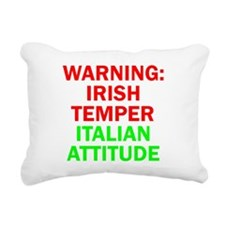 WARNINGIRISHTEMPER ITALIAN ATTITUDE.psd Rectangula