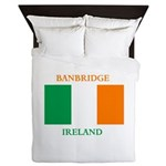 Banbridge Ireland Queen Duvet