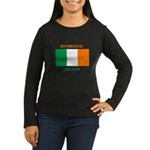 Banbridge Ireland Women's Long Sleeve Dark T-Shirt