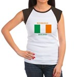 Banbridge Ireland Women's Cap Sleeve T-Shirt