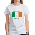 Banbridge Ireland Women's T-Shirt
