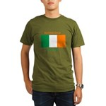 Banbridge Ireland Organic Men's T-Shirt (dark)
