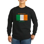 Banbridge Ireland Long Sleeve Dark T-Shirt