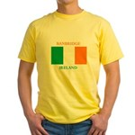 Banbridge Ireland Yellow T-Shirt