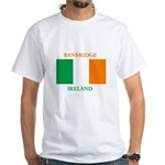 Banbridge Ireland White T-Shirt