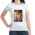 erotica Jr. Ringer T-Shirt