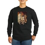 erotica Long Sleeve Dark T-Shirt