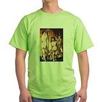 erotica Green T-Shirt