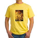 erotica Yellow T-Shirt