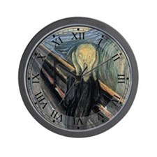 The Scream Clock
