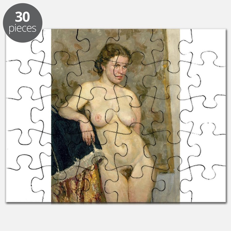 Nude Jigsaw Puzzle 33