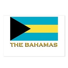 The Bahamas Flag Stuff Postcards (Package of 8)