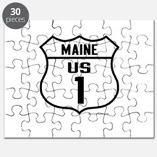 US Route 1 - Maine - Puzzle