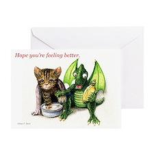 Hope you're feeling better Card