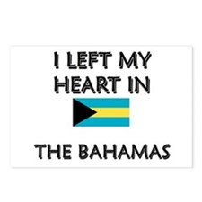 I Left My Heart In The Bahamas Postcards (Package
