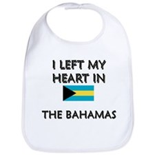 I Left My Heart In The Bahamas Bib