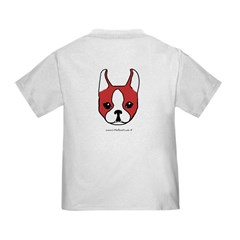 Boston Terrier Devil Dog T