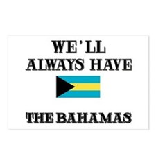 We Will Always Have The Bahamas Postcards (Package