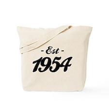 Established 1954 - Birthday Tote Bag