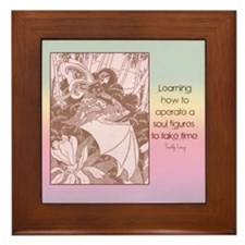 Fairy Soul Navigation Framed Tile