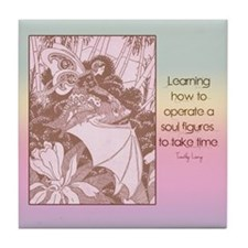 Fairy Soul Navigation Tile Coaster