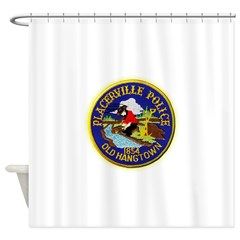Placerville Police Shower Curtain
